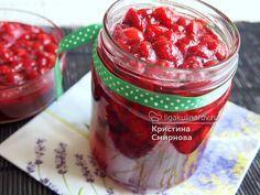 Вишневый силт. Варенье по-шведски. Можно делать из любых ягод!