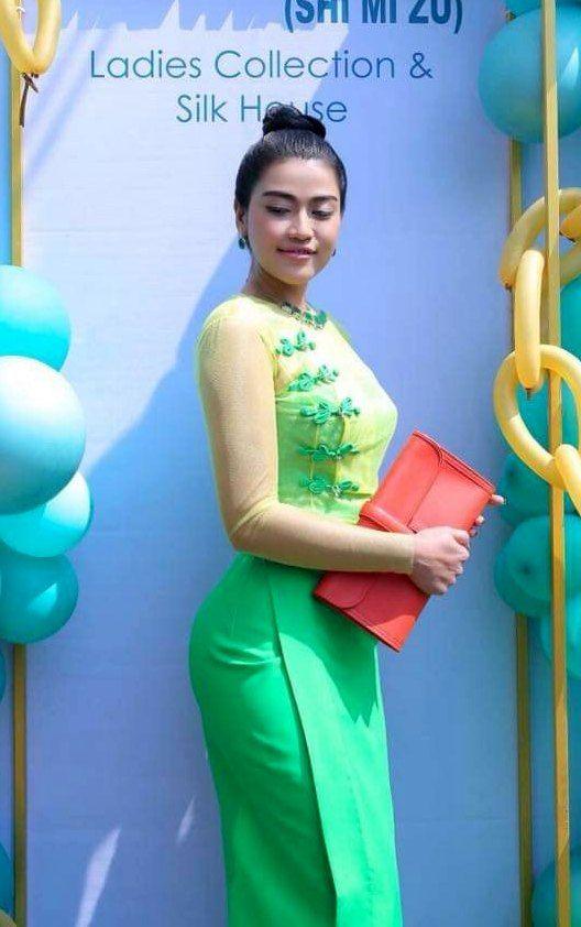Pin on Ei Chaw Po