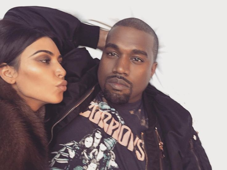 Yep we were really taking selfies the whole time and they are all up on my app! Link is in my bio. KimKardashianWest.com