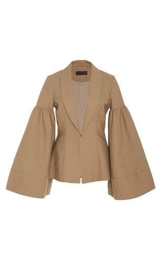 Co Compact Cotton Blazer