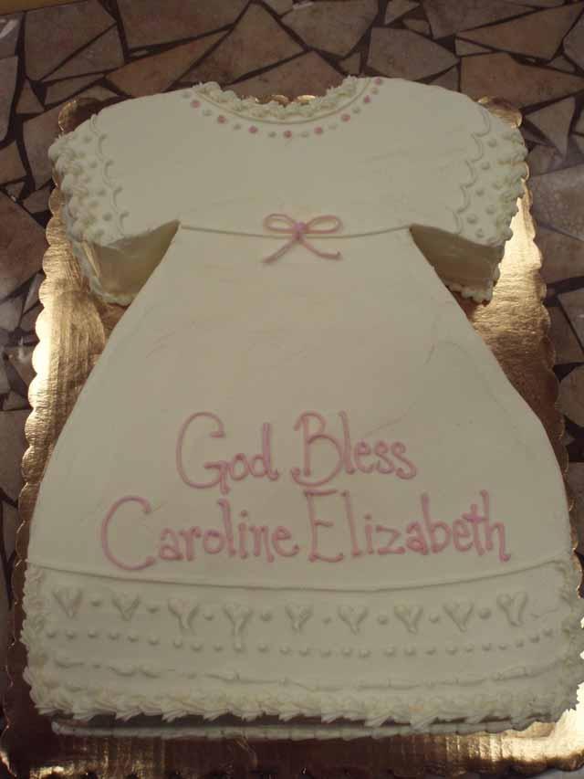 cupcake Christening Gown Cakes For Girls | ... cross cake purple cross cake god bless pink cross star white chocolate