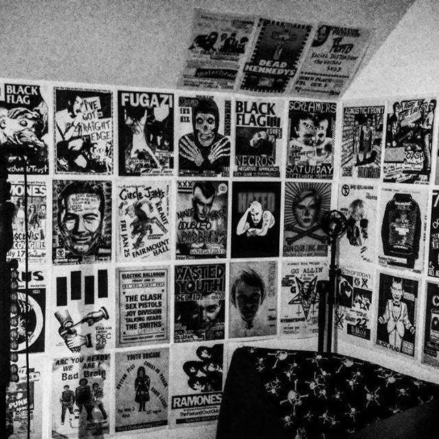 Best 25+ Punk Bedroom Ideas On Pinterest