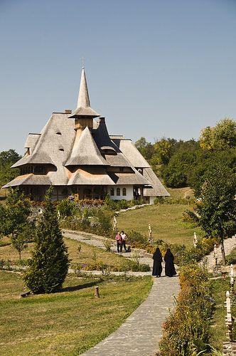 Barsana Monastery of Maramures