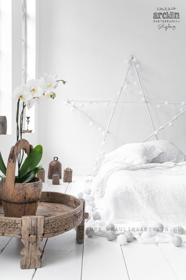 inspirations chambre naturelle