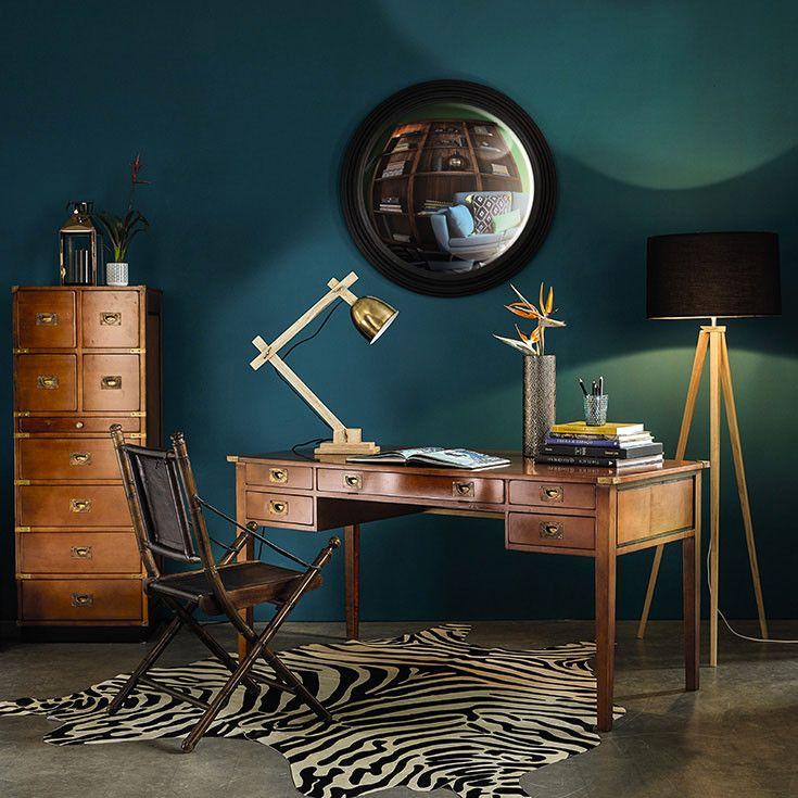 Leuke kleur muur slaapkamer - Meubels en interieurdecoratie - Exotisch| Maisons du Monde