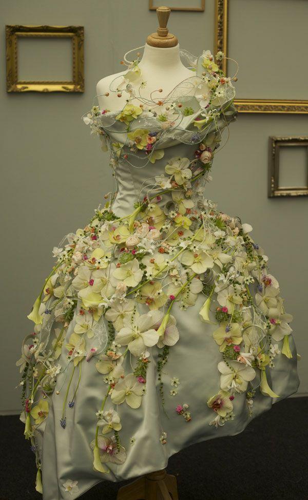 RHS Chelsea Flower Show - Alison Penno of Flower Scene