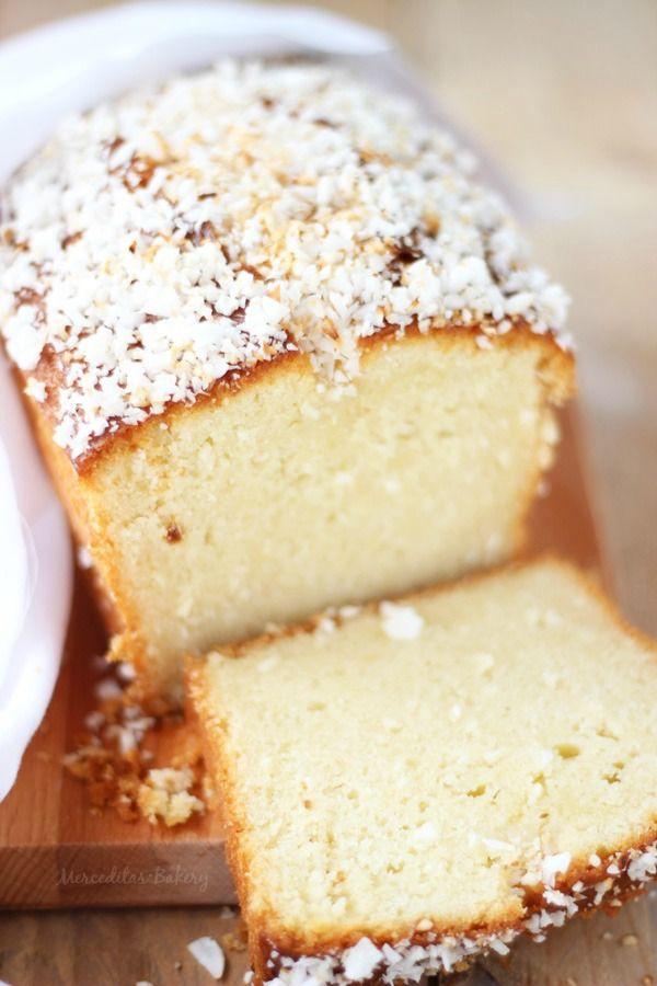 Merceditas Bakery: Bizcocho de coco
