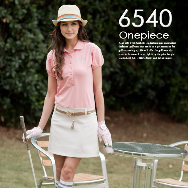 One-piece for golf