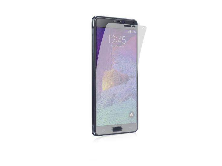 Clear Screen Protector - Μεμβράνη Οθόνης (Samsung Galaxy Note 4) - myThiki.gr - Θήκες Κινητών-Αξεσουάρ για Smartphones και Tablets - Clear
