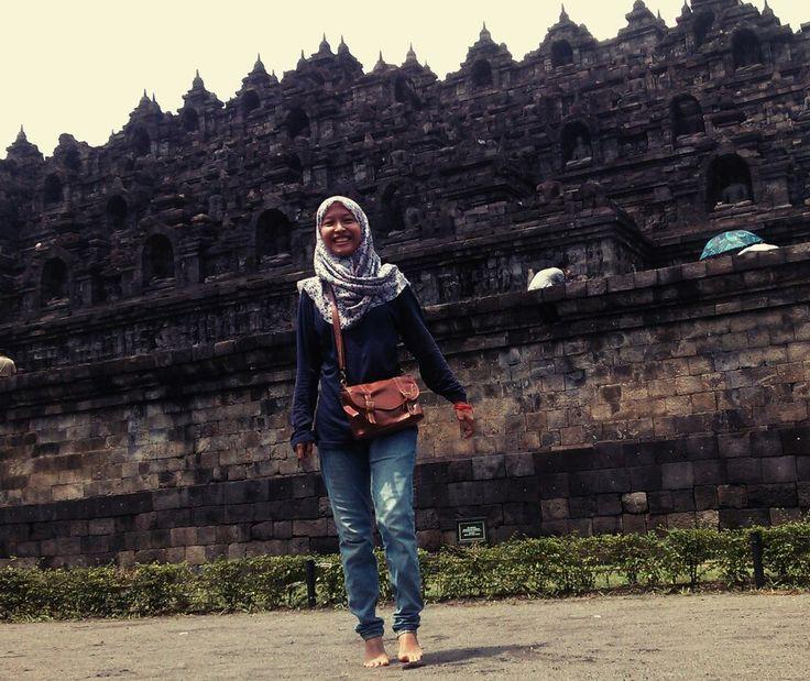 #Borobudur-temple Exotic indonesia