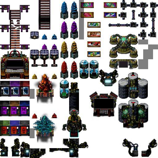 RPG Maker VX Tilesets cakepinscom t
