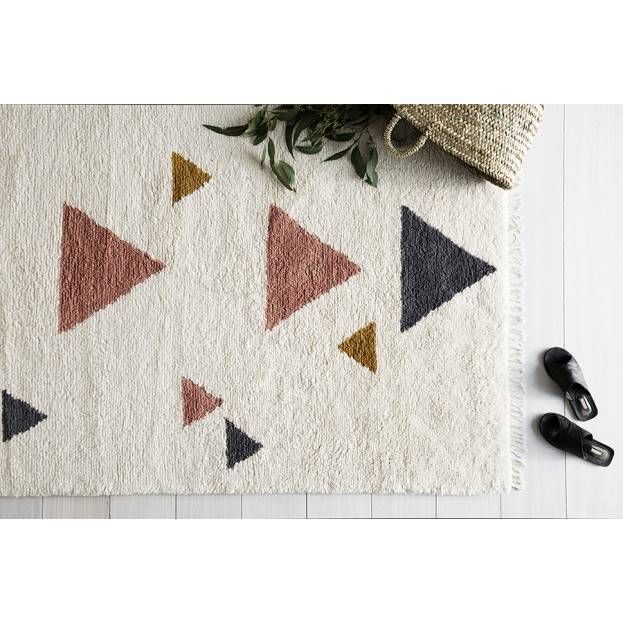 9 best geometric rugs images on pinterest rugs carpet for Wool berber area rug