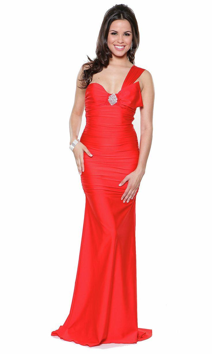 25+ best One Shoulder Prom Dresses images by VuDress on Pinterest ...