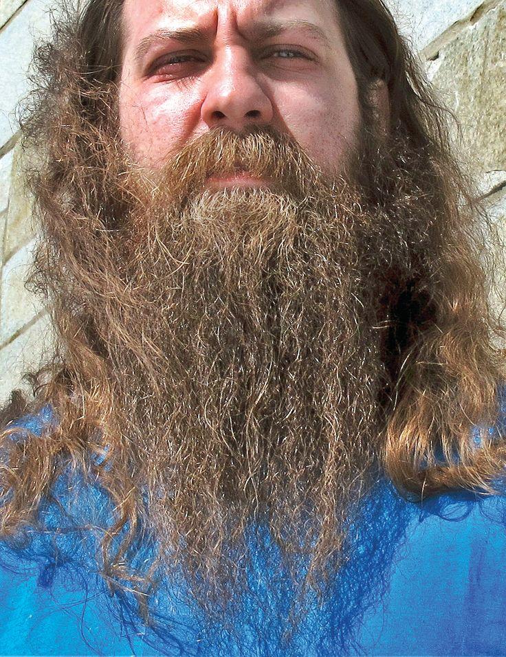 Most Interesting Man judges beard contest