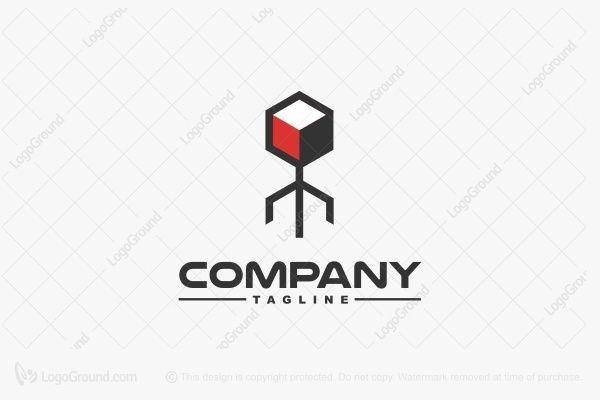 Logo for sale: Viral Technology Logo