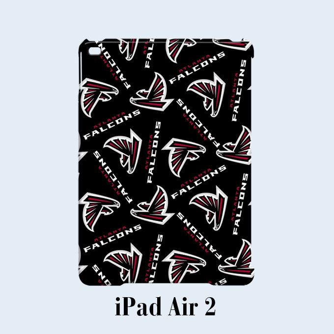 Atlanta Falcons Pattern iPad Air 2 Case Cover Wrap Around