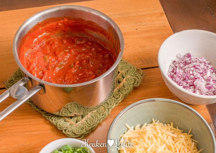 Tacosaus is een onmisbaar ingrediënt voor veel Mexicaanse recepten. Burrito