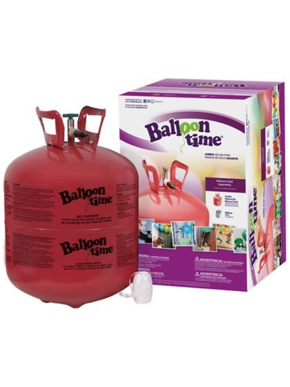 Disposable Helium Tank 14.9 Cu Ft. - Birthday Party Supplies