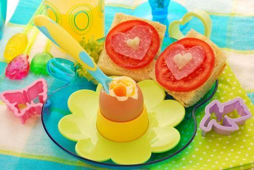 Telur dan roti
