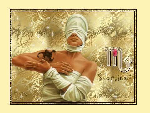 Immagine zodiaco scorpione