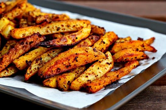 Appetizing Food Recipes: Spicy Fries Recipe