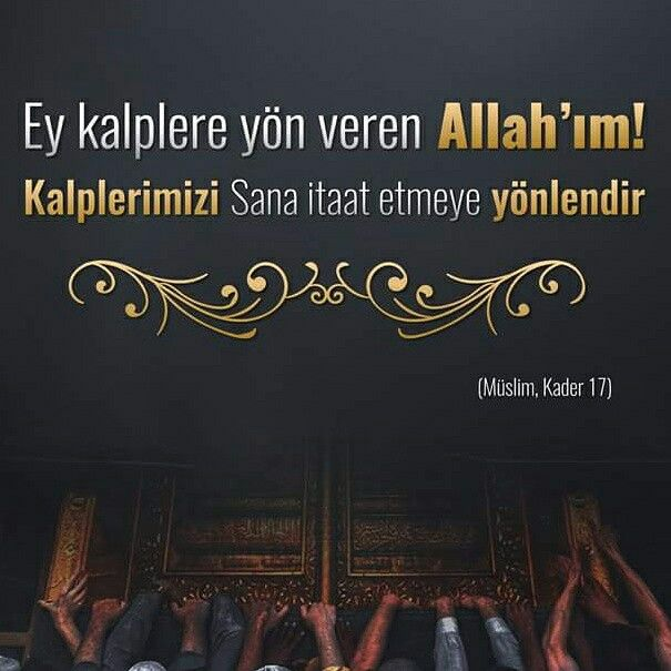 ❤ Ey kalplere yön veren Allah'ım! Kalplerimizi, sana itaat etmeye yönlendir.. #dua #kalp #Allah #yön #itaat #emir #amin #iman #ihlas #ibadet #rahmet #ilmisuffa