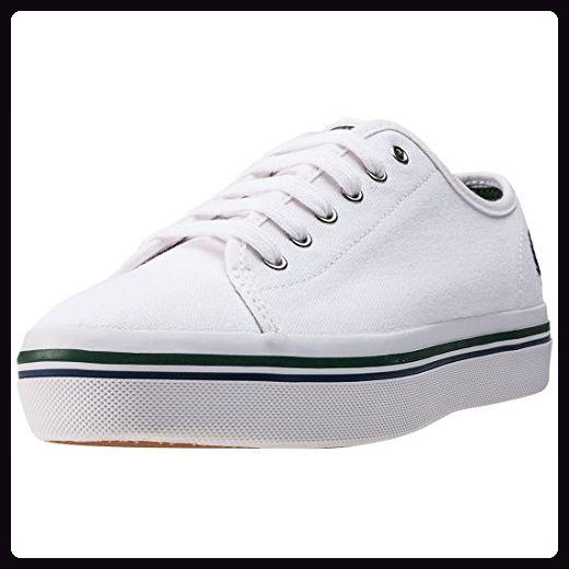 Fred Perry Phoenix Flatform Damen Sneaker Weiß - Sneakers für frauen (*Partner-Link)