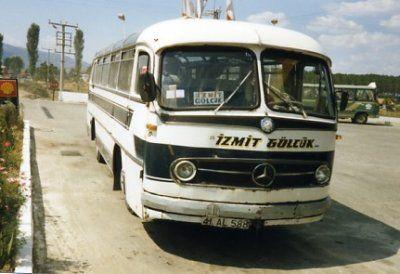 Nostaljik Şehirlerarası Otobüsler