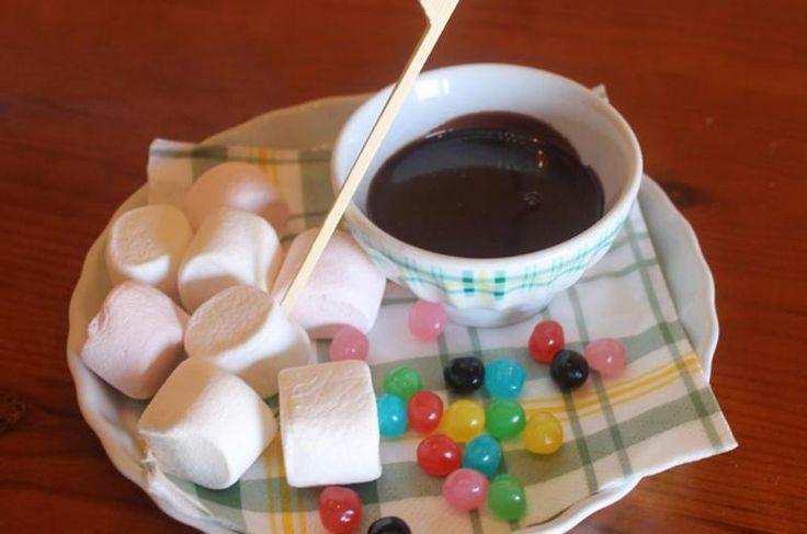Menu Enfants : Trempette Chocolat