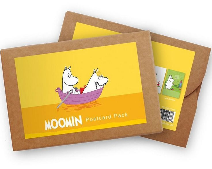 Moomin Postcards