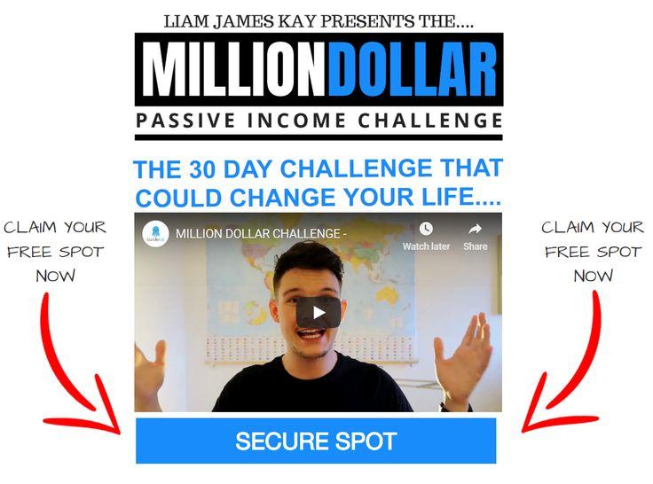 Get in the Million dollar challenge. |Challenge yo…