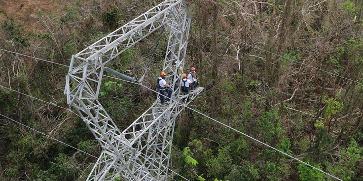 Two-person energy firms $300 million Puerto Rico contract raises eyebrows #news #worldnews #headlinenews