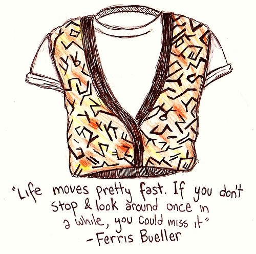 Life Moves Pretty Fast: 17 Best Images About Bueller...Bueller...Bueller On