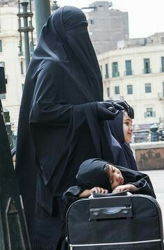 niqab on Pinterest | Hijabs, Allah and Islam