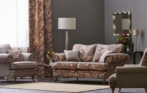 Rosalind 2 seater sofa from £919 #homedecor #livingroom #sofa