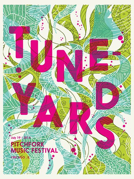 """tUne-yArDs, is another band that is a leading group in indie pop, and when performing dresses very much like the """"Soft Pop"""" style."""