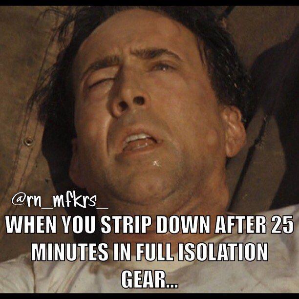 Too many times last night!