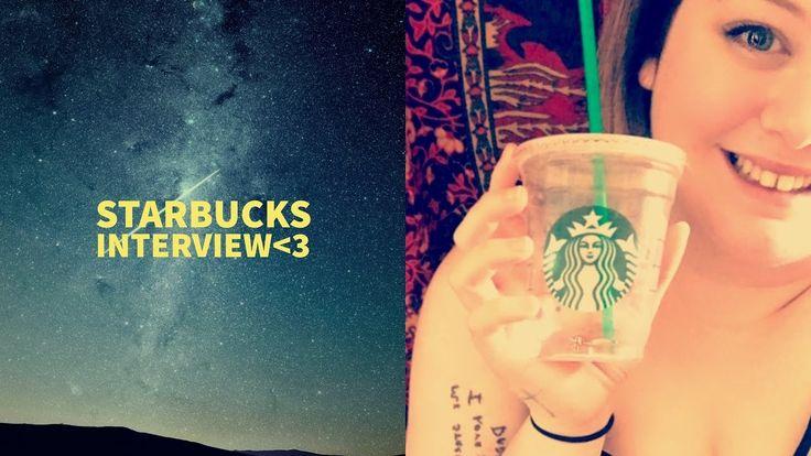 Starbucks Interview Process!