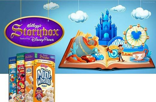 Play Games, Build Fireworks Shows & More With Kellogg's Storybox App