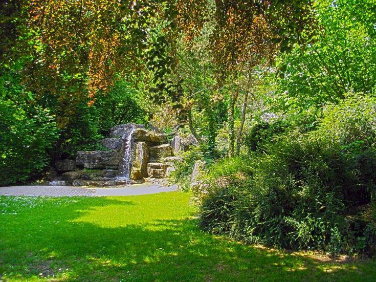 Fonds d 39 cran nature fonds d 39 cran parcs jardins for Jardin anglais pinterest