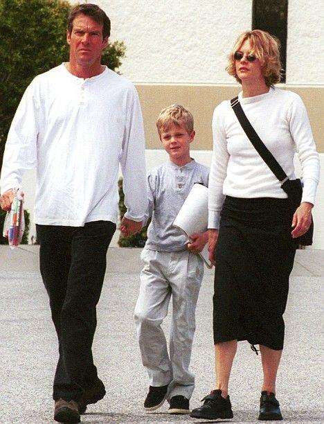 Dennis Quaid And Meg Ryan