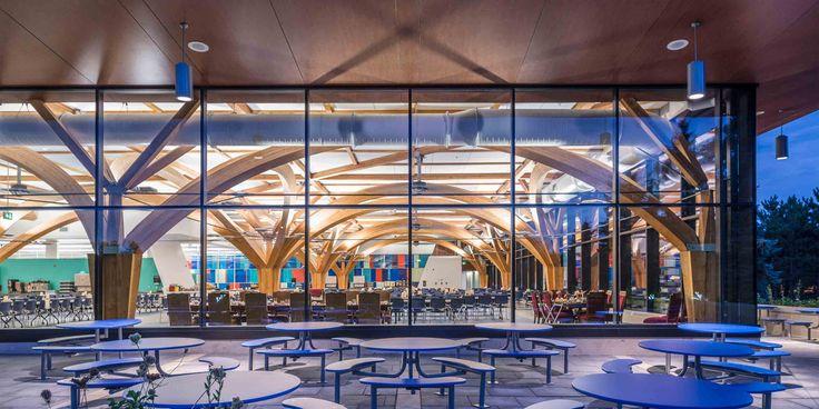 Architecture Montreal Fabriq / » Cuisine et salle à manger Curtiss, Borden