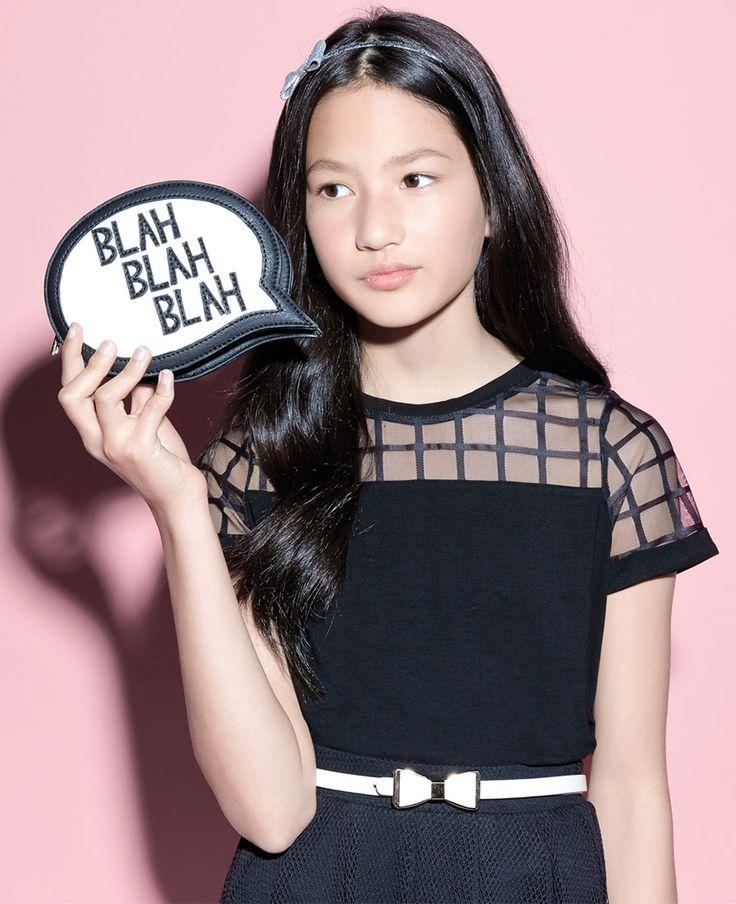 Girl's La Crosse Tee - Bardot Junior