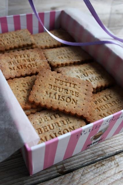 La ricetta della felicità: Petits Beurre senza glutine