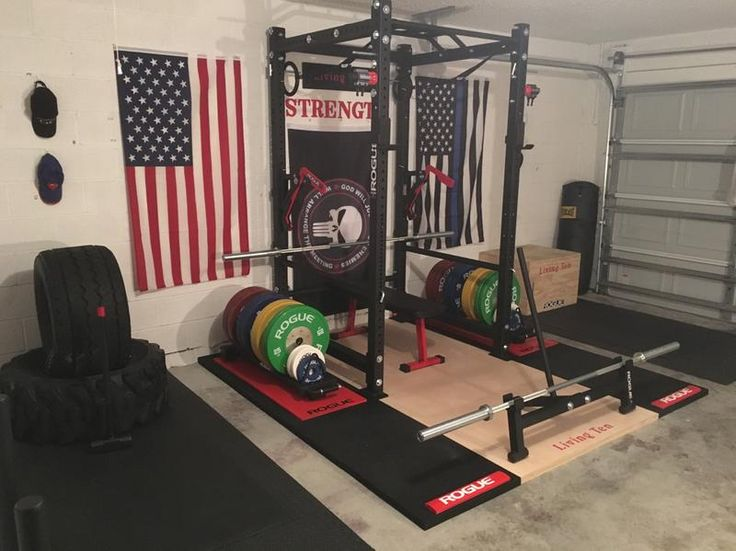 Rogue Color LB Training 2.0 Plates Gym room at home