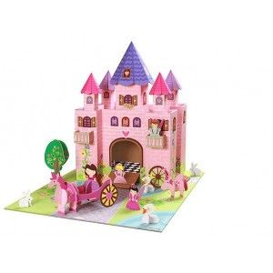 Trinny - Princesses Castle #krooom #organikoyuncak #oyuncak