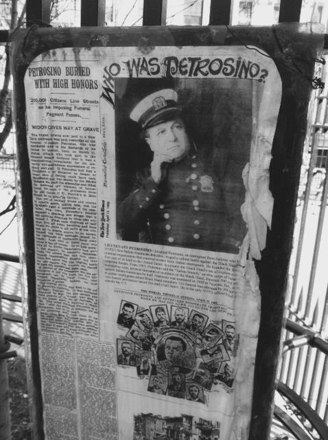 Who Was Joe Petrosino?