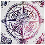 Amazon.com: Hatop Handicrunch Hippie Tribal Compass Tapestry Wall hanging Dorms Tapestries Beach: Beauty