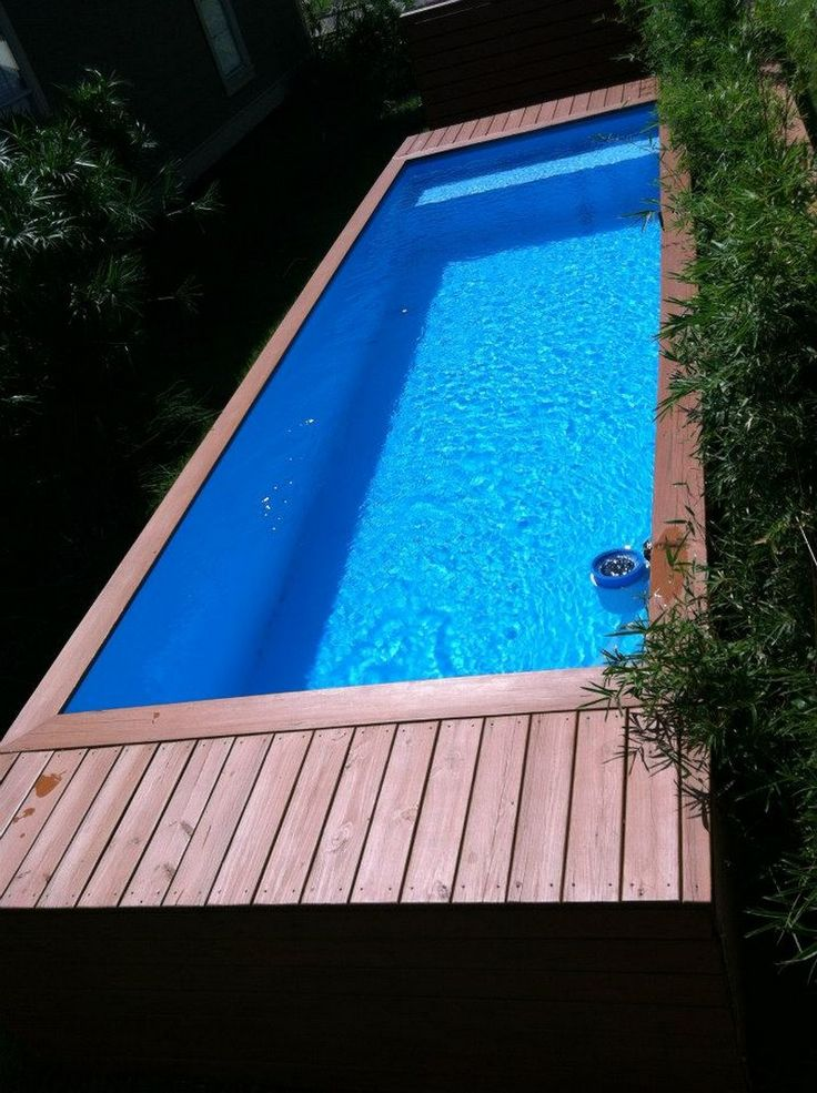 17 best ideas about shipping container swimming pool on pinterest shipping container pool for Swimming pools made from shipping containers