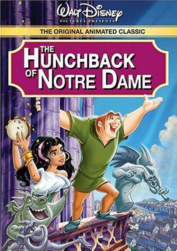 hunchbackDisney Movie